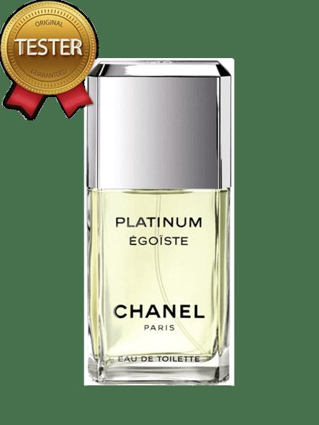 Chanel Egoiste Platinum EDT 100мл - Тестер за мъже